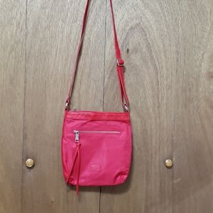 Co-Lab red purse